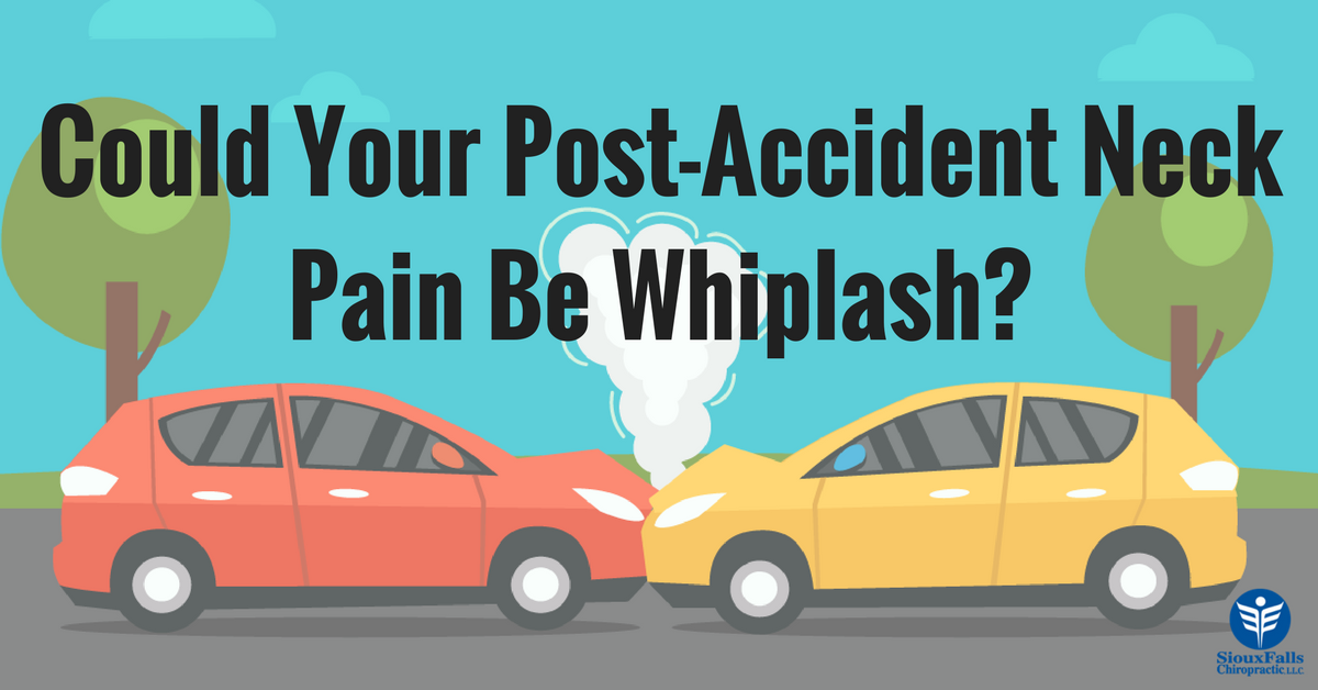 Could Your Post-Accident Neck Pain be Whiplash?